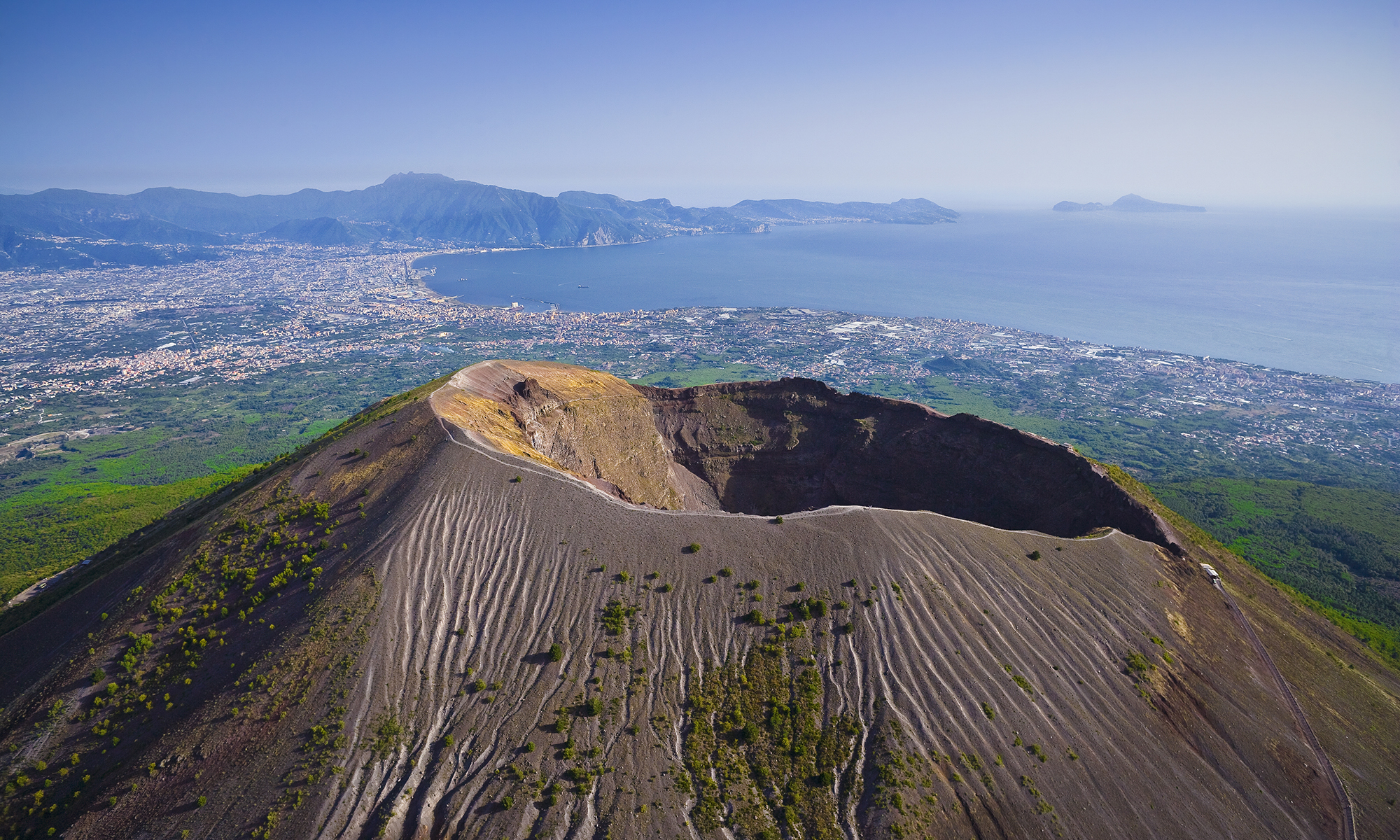 Guided Pompeii – Vesuvius and Wine Tasting